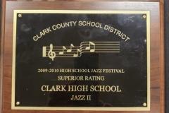 2010 - CCSD Jazz Festival