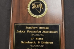 2009 - SNIPA Indoor Percussion