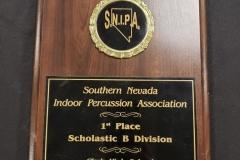 2009 - SNIPA Indoor Percussion