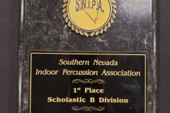 2009 - SNIPA Foothill
