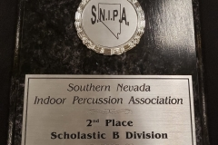 2008 - SNIPA Foothill