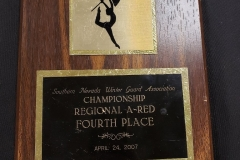 2007 - SNWGA Championship