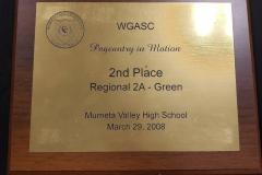 2008 - WGASC Murrieta Valley