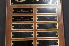 2014-2015 Gary Wright Memorial Scholarship