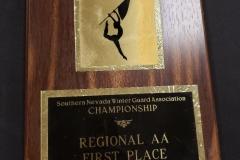 2008 - SNWGA Championship
