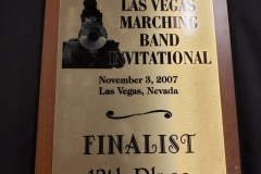 2007 - Las Vegas Invitational