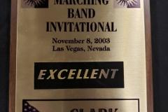 2003 - Las Vegas Invitational
