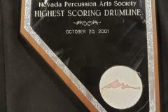 2001 - Summerlin Spectacular
