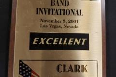 2001 - Las Vegas Invitational