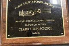 2009 - CCSD Jazz Festival