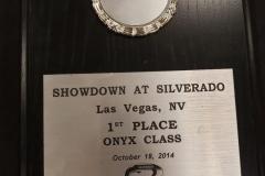 2014 - Showdown at Silverado