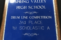 2006 - Spring Valley Drum Line Competition