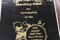 2001 - Half Time Show Review